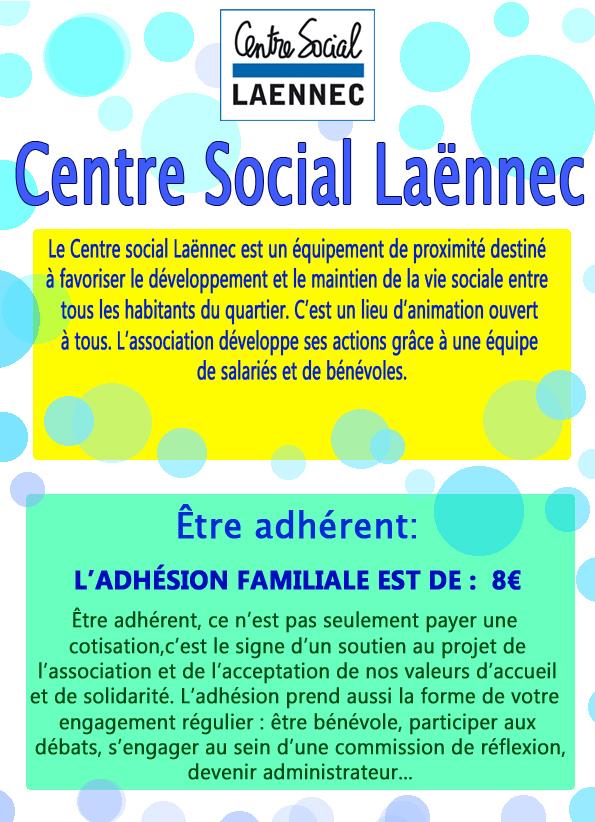 Presentation centre social la nnec - Centre social laennec ...