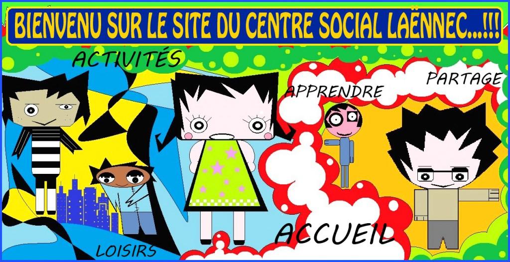 Le site est arriv centre social la nnec - Centre social laennec ...