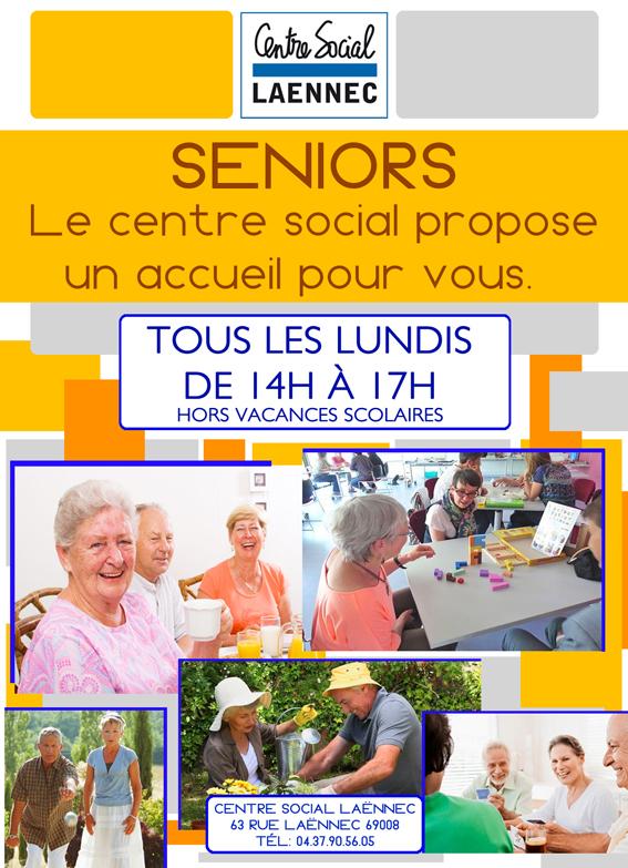 Seniors centre social la nnec - Centre social laennec ...