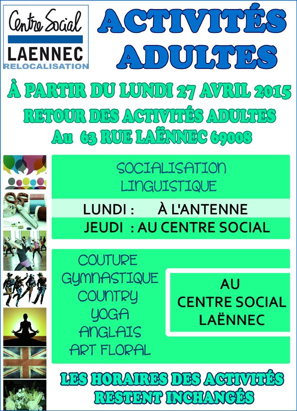 Relocalisation centre social la nnec - Centre social laennec ...