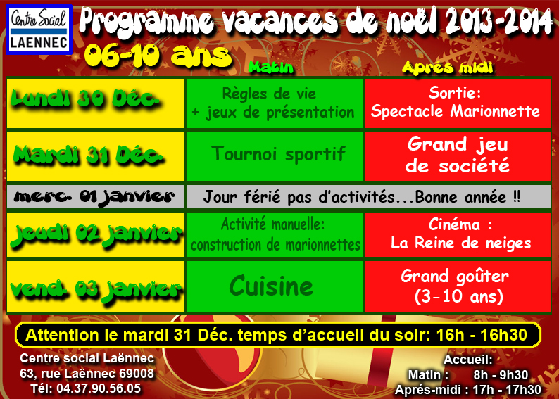programme noel 6-10 cs copie