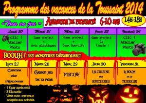 programme toussaint14 PROX copie