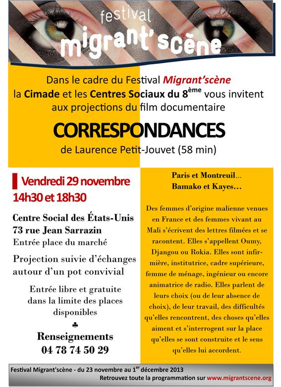 Correspondance Affiche.pub