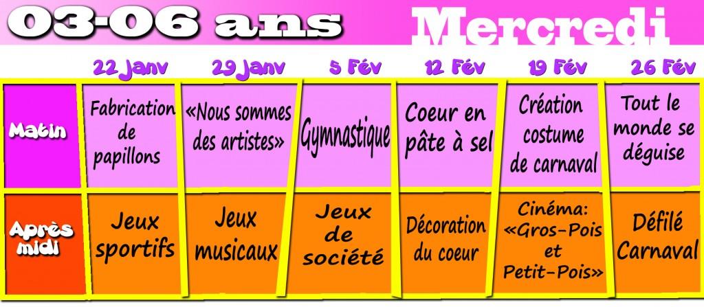programme des mercredis 3-6 - janvier 2014 copie