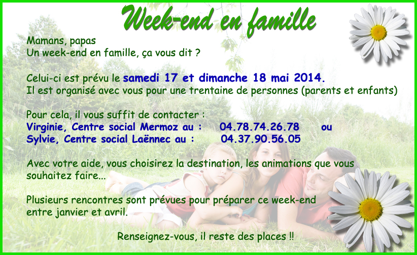week end famille copie