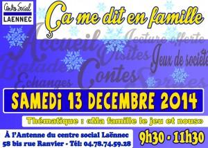 affiche france samedi 13 DEC 14 -SITE (2)