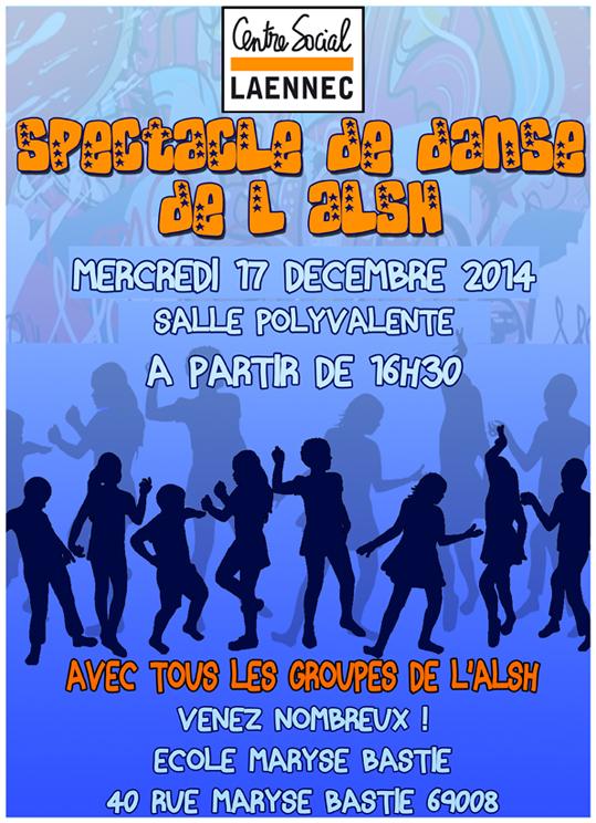 affiche spec 2 danse alsh SITE