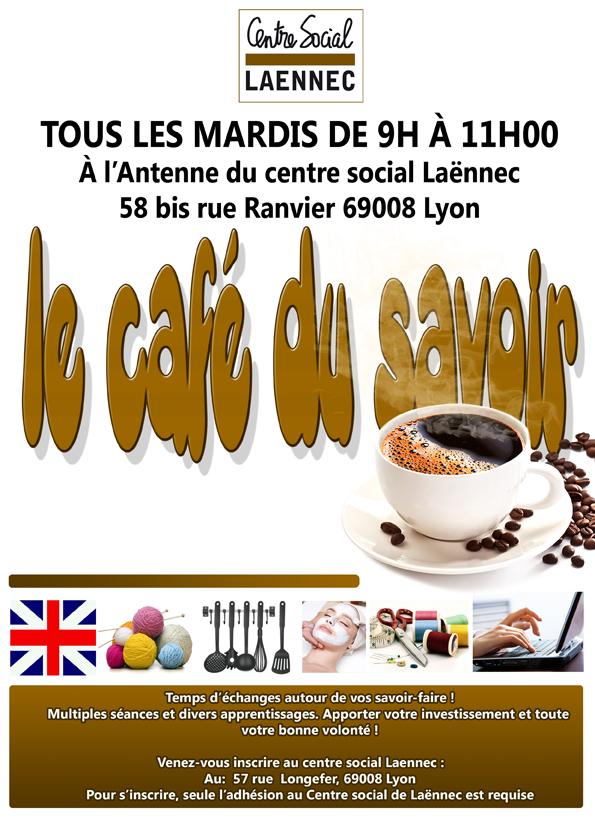 affiche mardi café du savoir SITE