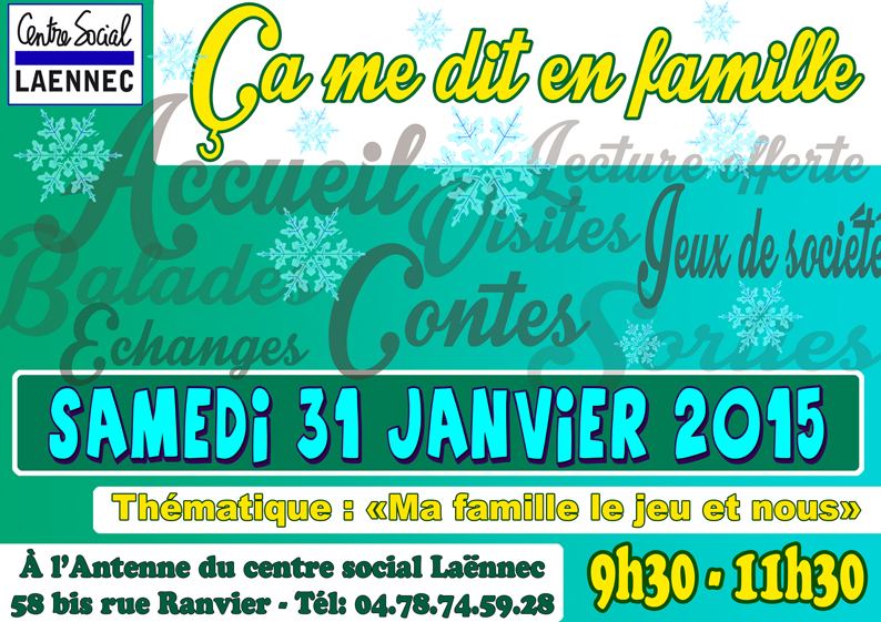 affiche  samedi 31 janv 15 - Site