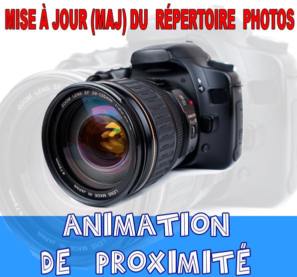 maj photos prox copie