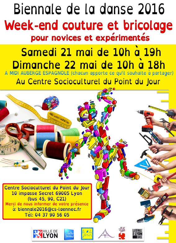 affiche biennale 21 ET 22 MAI - point du JOUR